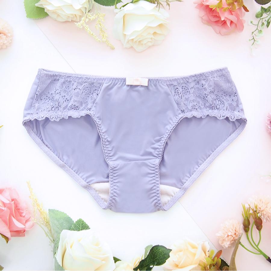 【A+手捧】蕾絲彈性三角內褲