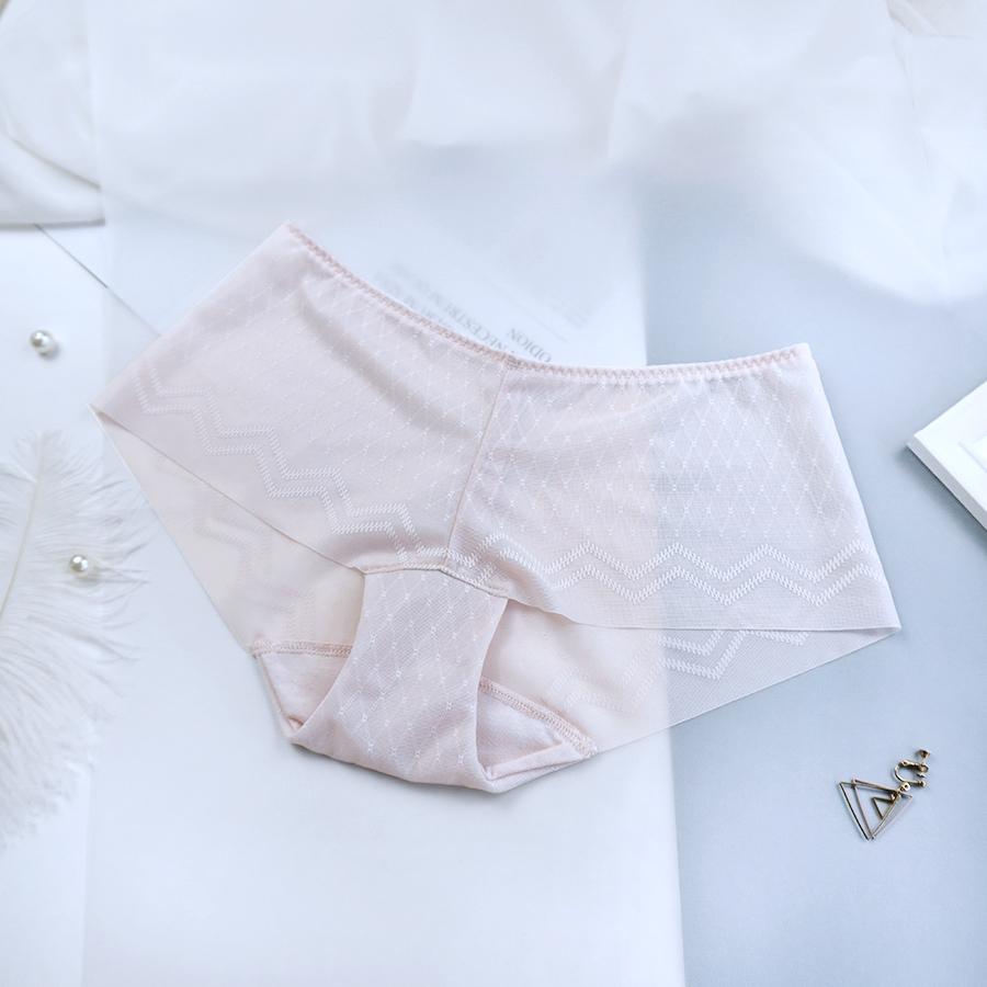 【Proj.A】溫妮女孩 無痕平口內褲